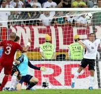 Gol de Gómez da a Alemania un triunfo sobre Portugal