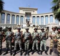 UE pide a Egipto que aclare cuanto antes la disolución del Parlamento