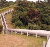 Ecuador instalará sensores sísmicos en su oleoducto de crudos pesados