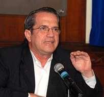 Canciller Patiño desmiente acusaciones de Ministra de Defensa de Paraguay