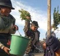 Dos mujeres sufrieron castigo indígena en Riobamba