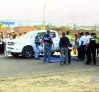 Menor herido en atentado al Presidente de Junta Cívica sigue en hospital
