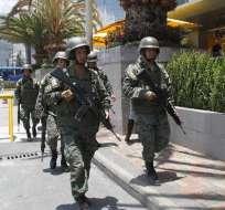 Militares patrullarán las calles de Guayaquil desde este lunes
