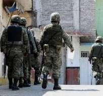 Policía mexicana captura a presunto líder de Los Zetas en Nuevo León