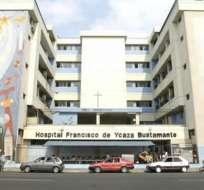 Autoridades del Hospital del Niño son llamados a juicio por muerte de neonatos