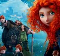 La película animada Valiente se estrena hoy en Ecuador