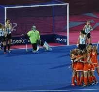 Holanda revalida el oro y Las Leonas se cuelgan su segunda plata