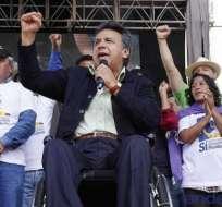 Moreno llama de nuevo a regresar a la revolución ciudadana