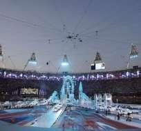 Las campanadas del Big Ben abren la ceremonia de clausura olímpica
