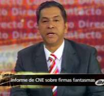 Gutiérrez: No es posible que un solo movimiento integre el CNE