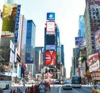 En EE.UU. investigan actuación de policías que abatieron a hombre en Times Square