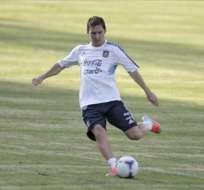 Iniesta, Messi y Cristiano finalistas a Mejor Jugador de la UEFA