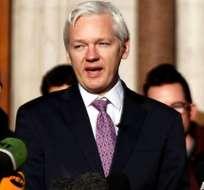 Assange agradecido con una 'valiente nación independiente'