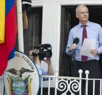 Assange: Pido a Obama que termine la caza de brujas contra WikiLeaks