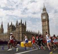 Londres inaugura mañana el carril paralímpico ante la llegada de los atletas