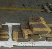 Policía explica cómo operan bandas de narcotráfico en puertos