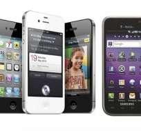 Apple celebra sentencia contra Samsung por el 'robo' de sus patentes