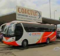 ANT suspende por quince días a la cooperativa Coactur