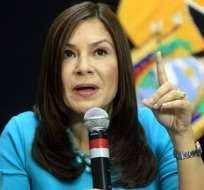 Embajadora de Ecuador en EE.UU. dice que Emilio Palacio no es perseguido