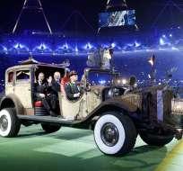 Londres despidió con un gran show los mejores Juegos Paralímpicos de la historia