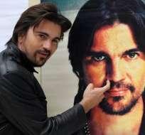 Juanes asegura estar el mejor momento de su vida
