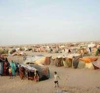La crisis humana persiste en el norte de Malí
