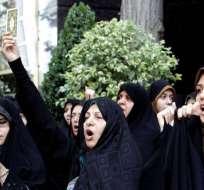 'Viernes de la ira' en todo el mundo musulmán por película sobre Mahoma