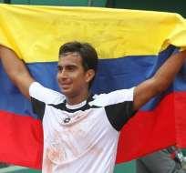 Ecuador permanece en Grupo 1 de Zona Americana al vencer a Perú en Copa Davis