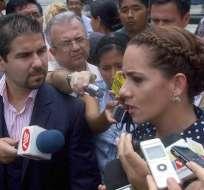 Juez se pronunciará en 48 horas sobre proceso en contra de esposos Bucaram-Pazmiño