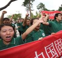 China y Japón se comprometen a seguir diálogo sobre conflicto territorial