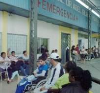 Hospital Guayaquil se abastece de medicamentos luego de denuncias