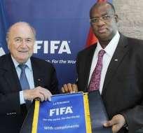 FIFA ha invertido 250 millones de dólares en desarrollo del fútbol desde 1999