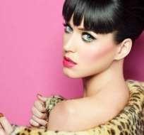 Katy Perry fue nombrada mujer del año por la revista Billboard
