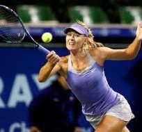 Azarenka y Sharapova clasificadas a los cuartos de final en Tokio