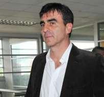 Emelec apelará ante FIFA la suspensión de Gustavo Quinteros