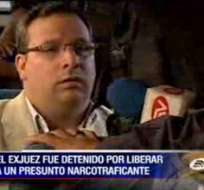 Exjuez Ricardo Lamota fue declarado culpable de prevaricato