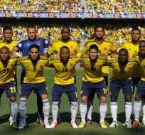 Colombia asciende en el ranking de la FIFA del mes de octubre