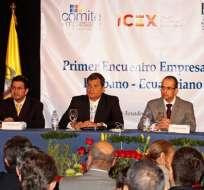 Presidente Correa invita a empresarios europeos a invertir en Ecuador