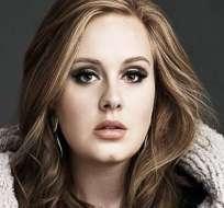 Adele gana el premio a la Canción del Año en EE.UU. por 'Rolling in the Deep'