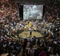 Vicente Fernández dijo adiós a los conciertos en palenques