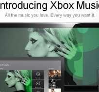 Microsoft lanza mañana Xbox Music, su nuevo servicio de radio y venta de música en la red