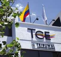 Siete organizaciones políticas apelan su descalificación ante TCE