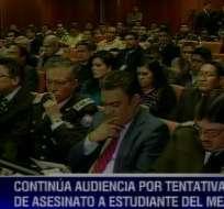 Continúa esta tarde la audiencia del caso Cosíos