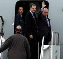 Delegación del Gobierno colombiano llega a Oslo para comenzar negociaciones