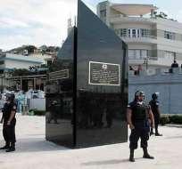 Nebot arremete contra jueces del caso monumento a Febres Cordero