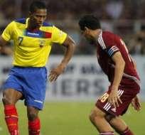 Antonio Valencia está ilusionado por las opciones de Ecuador para clasificar