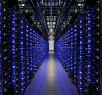 Google muestra su corazón informático por primera vez