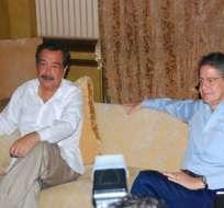 Guillermo Lasso apoyará lista de candidatos a asambleístas de Madera de Guerrero