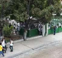 Rectores de colegios de Guayaquil deben presentar un plan contra las drogas