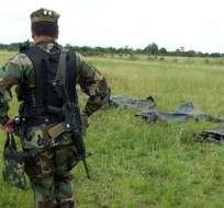 En pleno dialogo de paz, emboscada de las FARC deja cinco militares muertos
